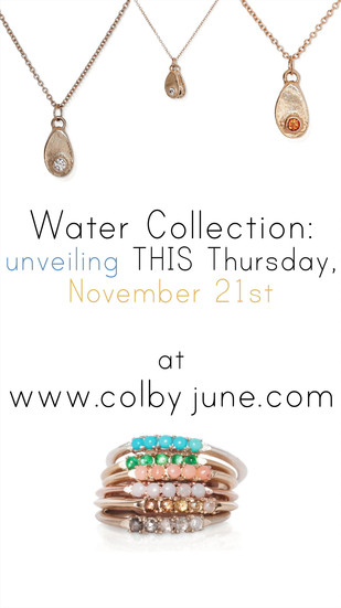 Colby June: Water Collection