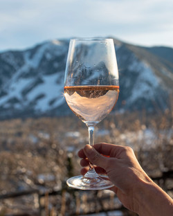Wine in the Mountains