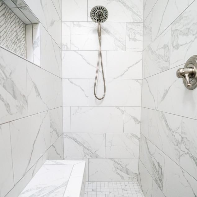 Interior Marble Shower