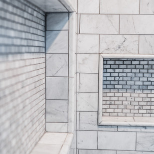 Tile Shower Detail