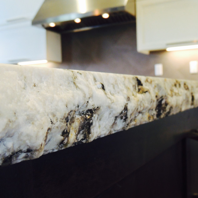 Rough Edge Granite