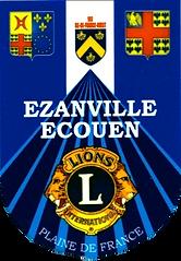 Logo du Lions Clubs Ezanville Ecouen