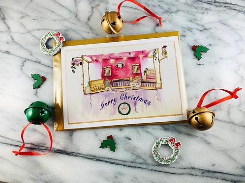 3 Pack of Willbott's Christmas Cards