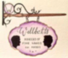 Willbott's Wands Logo