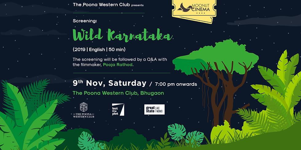 Moonlit Cinema: Wild Karnataka