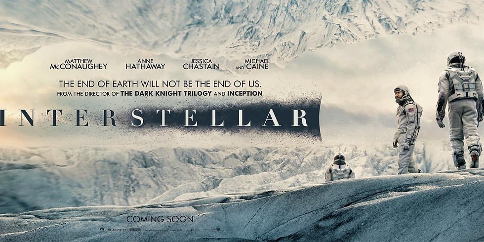 TSC Movie Club: Interstellar