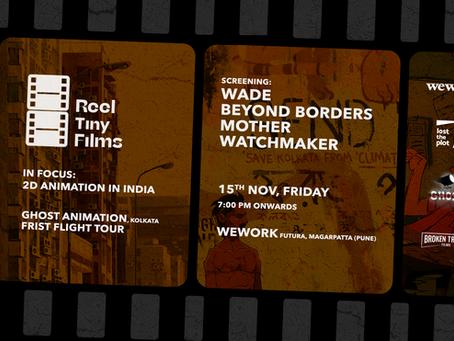 Kolkata Rising: Ghost Animation