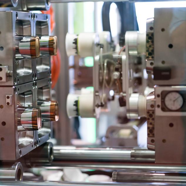 High technology Plastic bottle manufactu