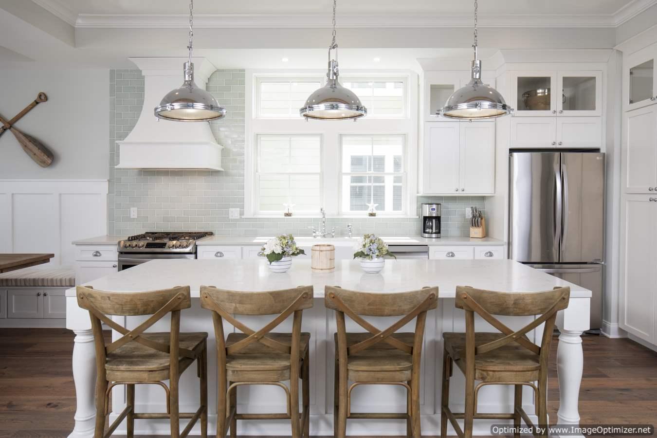 nautical kitchen design