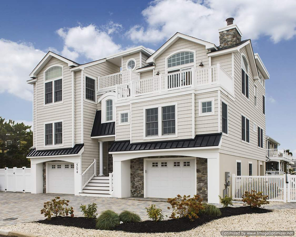 Coastal Home on Long Beach Island, NJ