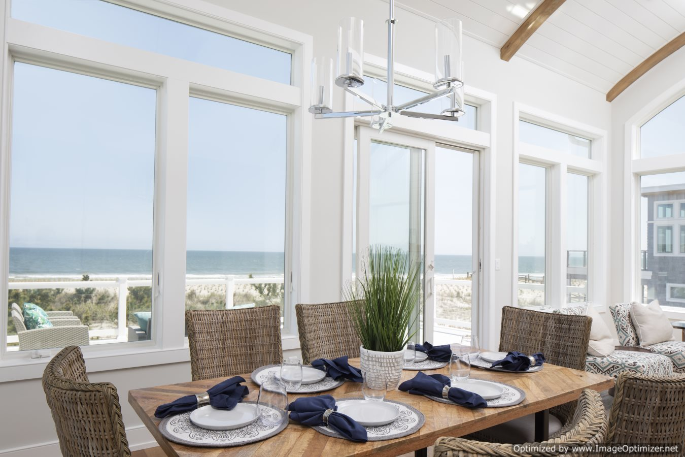 Custom Oceanfront Design on LBI