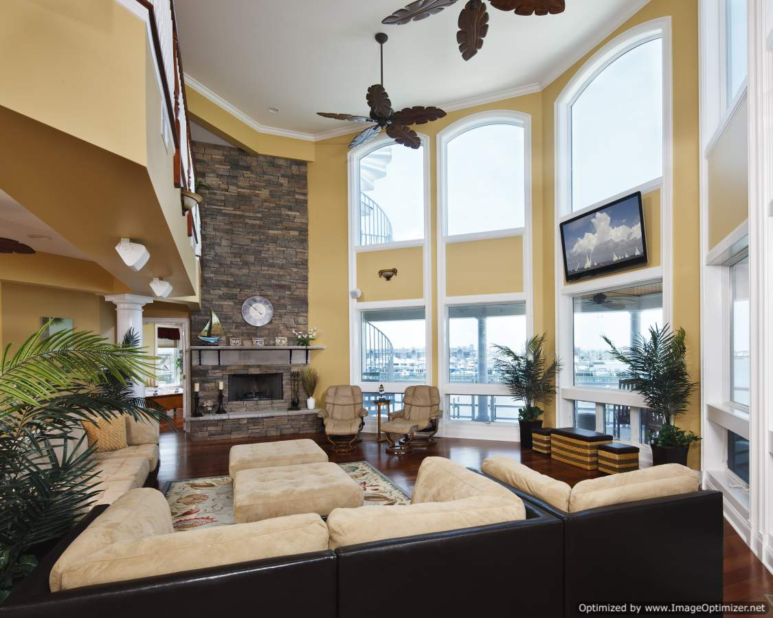 lbi custom living room