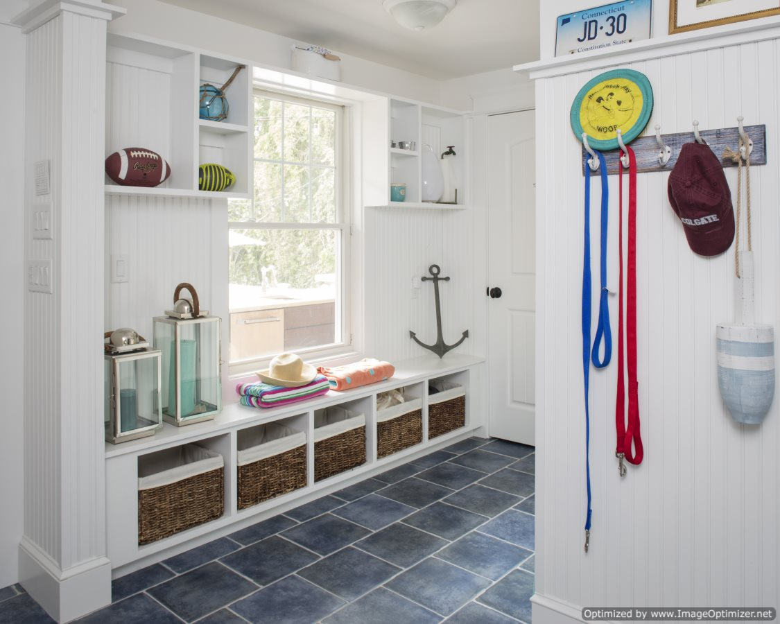 beach home storage ideas