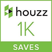 Houzz 1000 saves