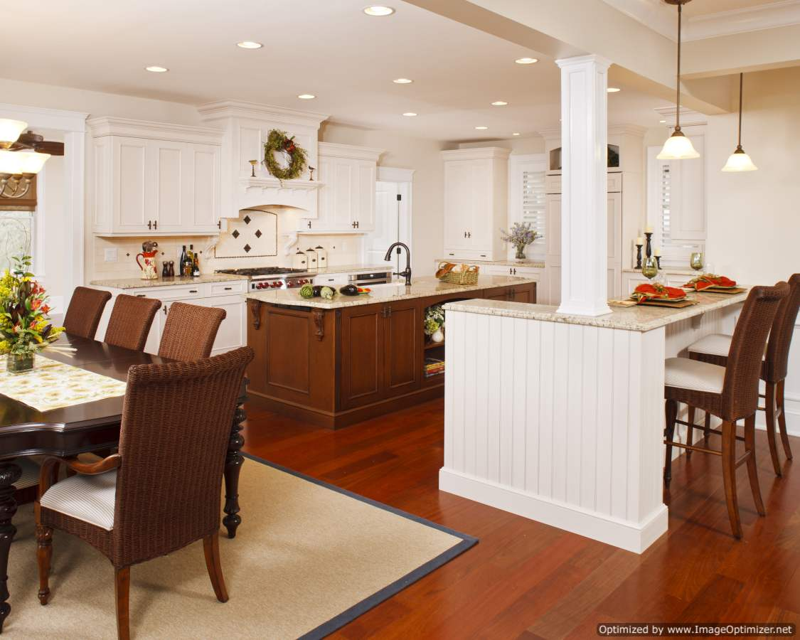 beach home kitchen design