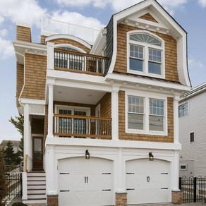 Custom Narrow Lot Homes on LBI
