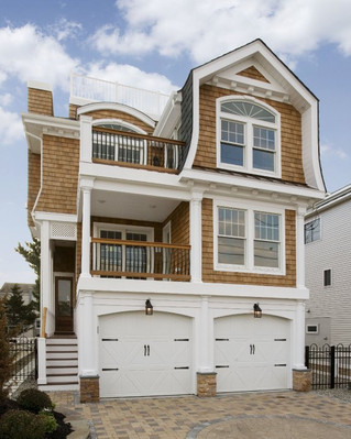 Custom Narrow Lot Homes on LBI