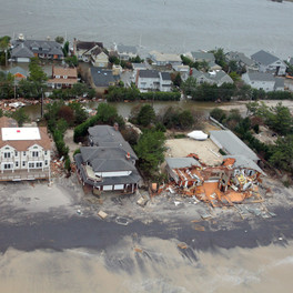 Rising Sea Levels and Coastal Construction
