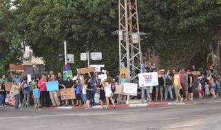 מחאת הורי בית הספר מסלימה - ביום שישי ה-27.6 ישובשו הלימודים לשעה