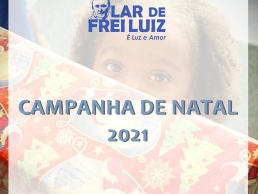 Campanha de Natal 2021