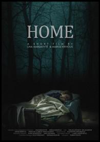 HOME - short film poster