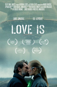 LOVE IS poster