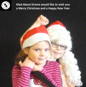 Christmas Messages from MAD students...