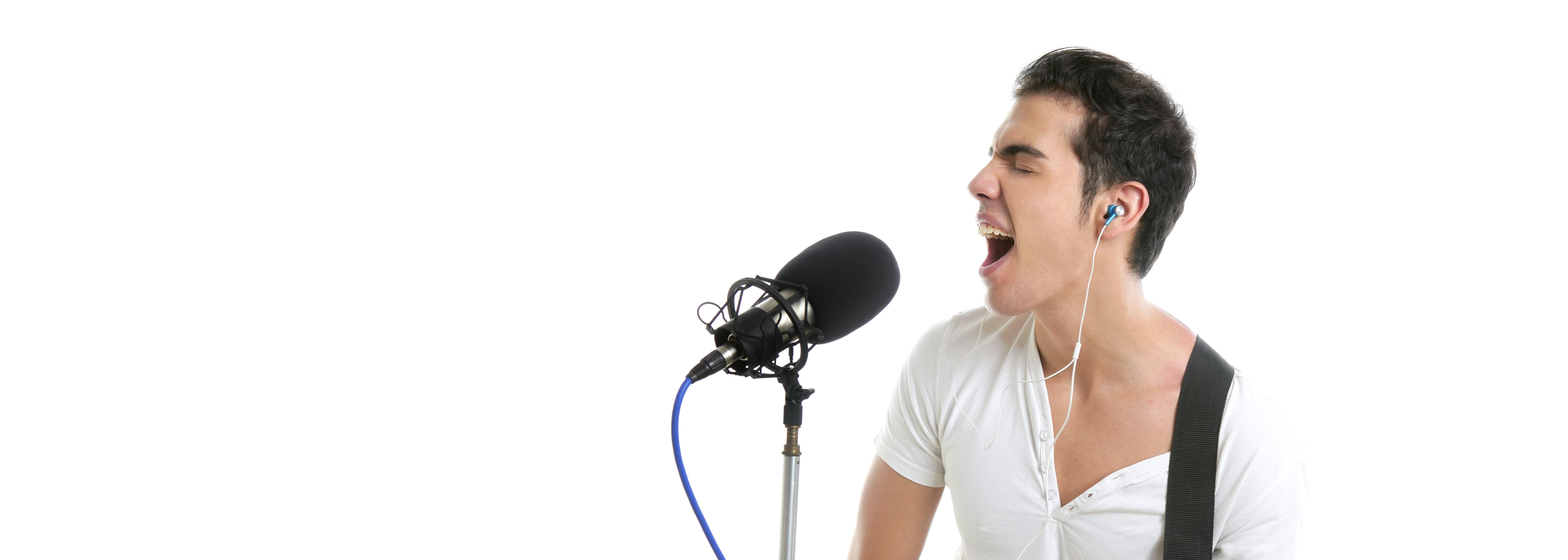 Singing Teen Crop 3