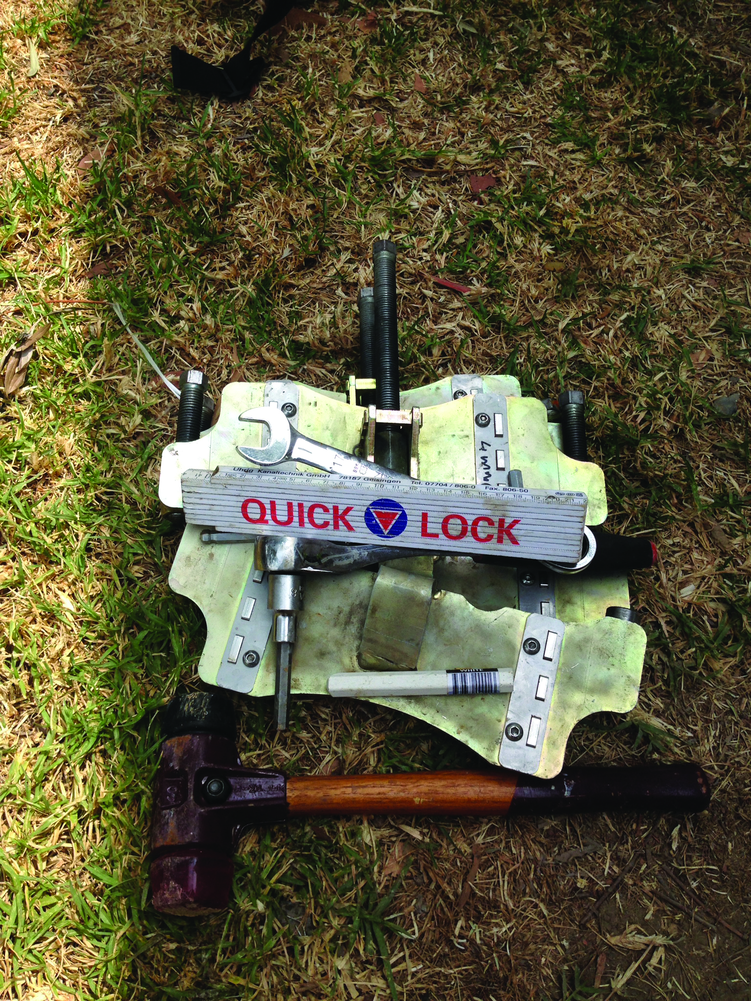 QUICKLOCK BIG Preparation