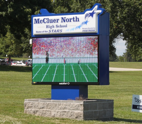 McCluer North High School - Florissant M
