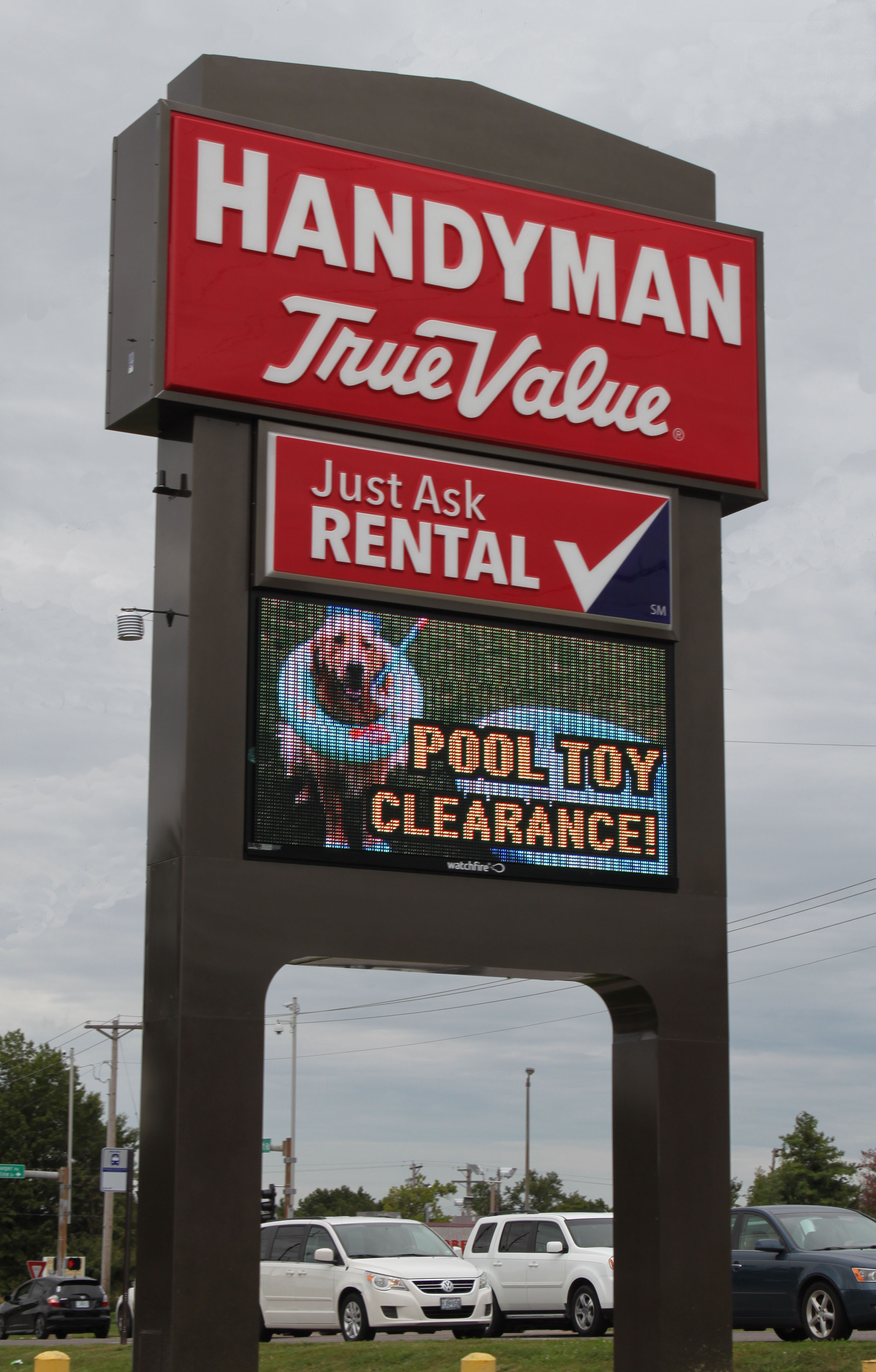 Handyman True Value, St. Louis