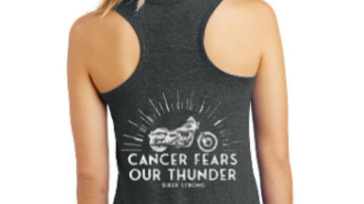 Cancer Fears Our Thunder Ladies Tank Top