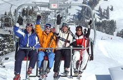 Skiregion am Spitzingsee