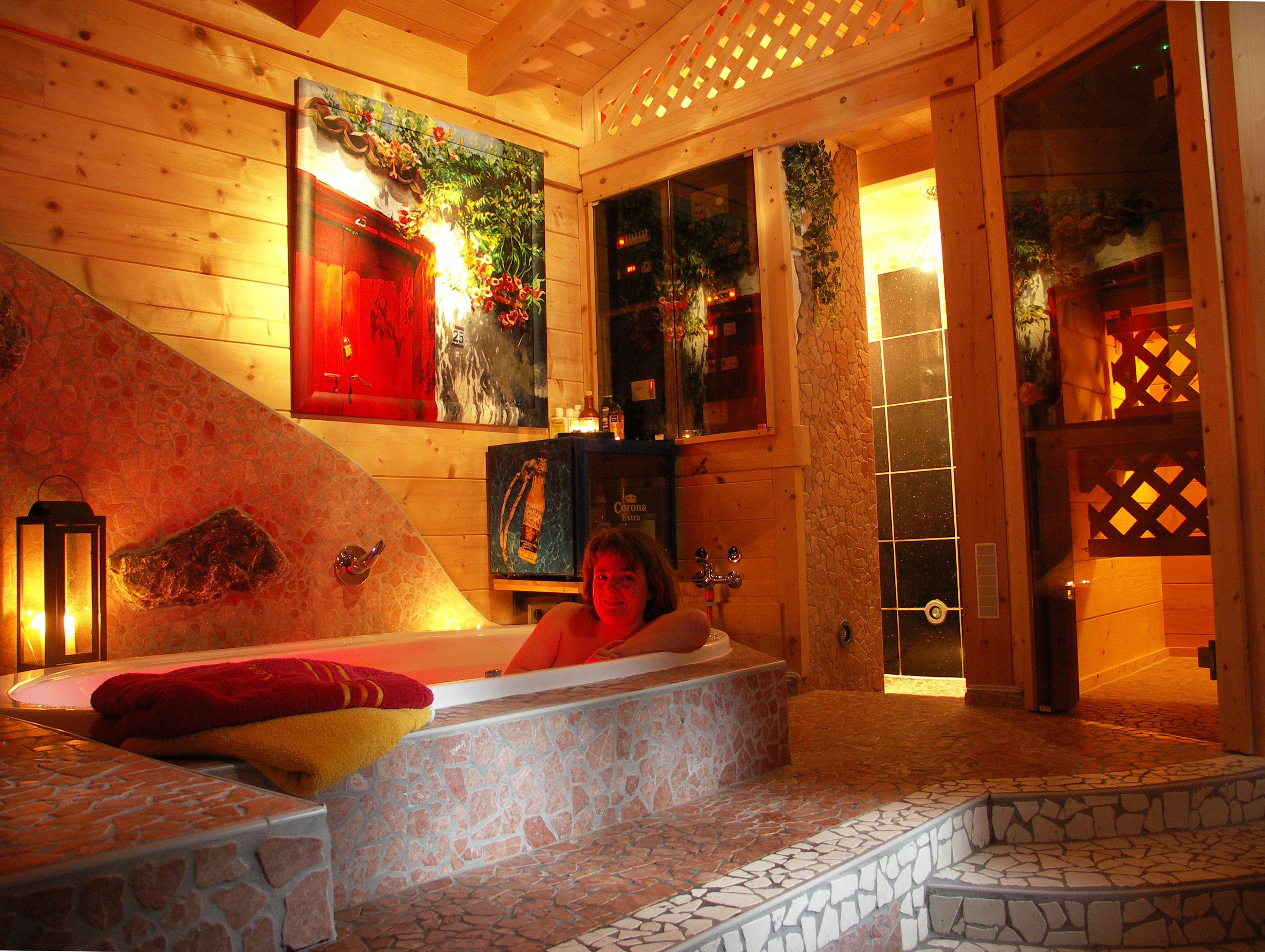 Sauna Gästehaus Ankelspitz