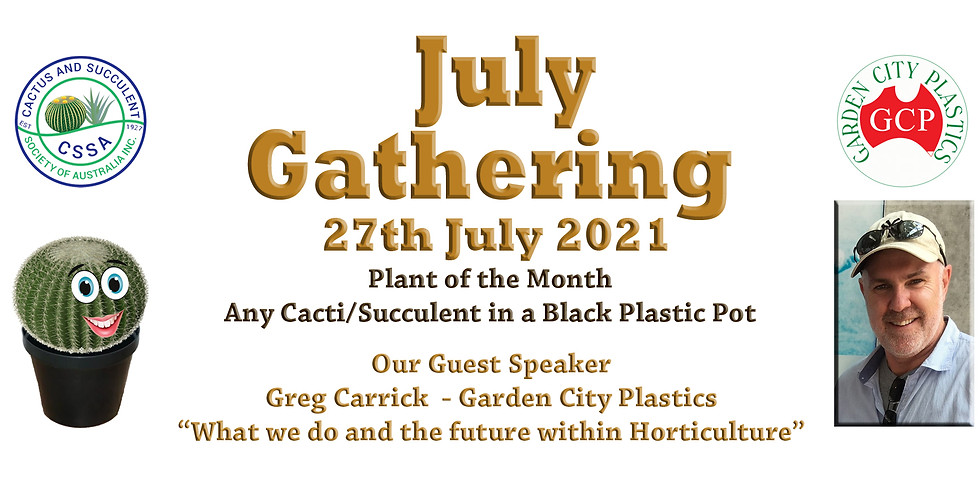 CSSA July 2021 Monthly Gathering