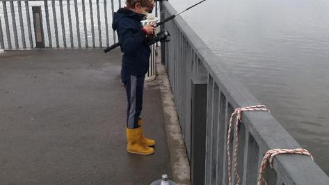 Pêche aux éperlans