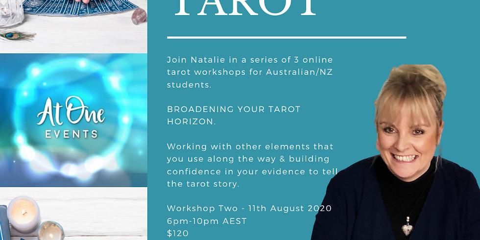 Broadening Your Tarot Horizon