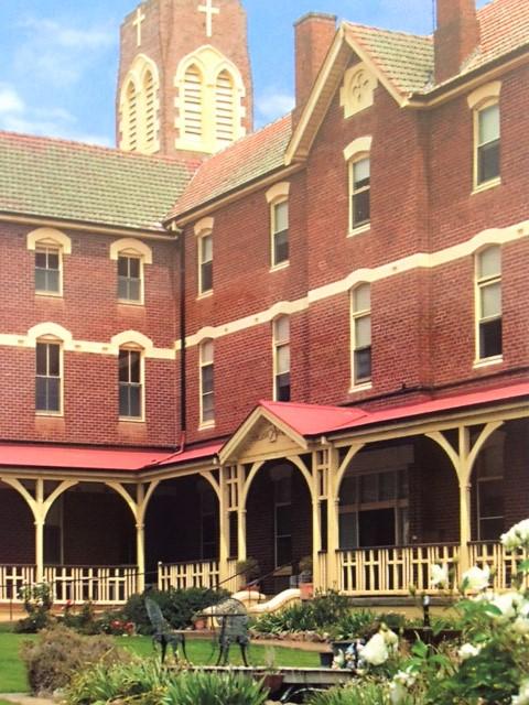 St Clements verandah
