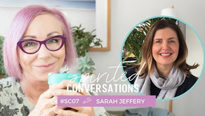 Spirited Conversations with Denise Litchfield and Sarah Jeffery