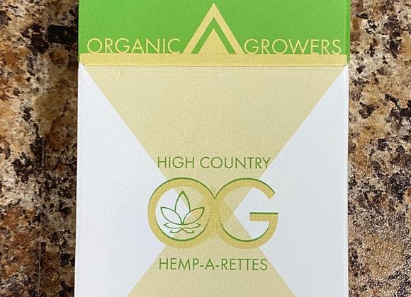 Hemp-a-Rettes Carton (10 packs)