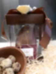 Ovo de Páscoa Chocolate ao Leite 39%