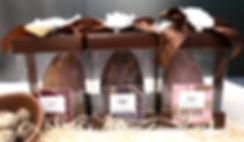 Ovos de Páscoa Gourmet Oba!chocolate