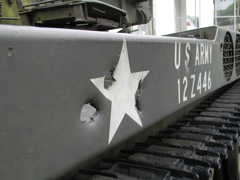 War Museum - US Tank