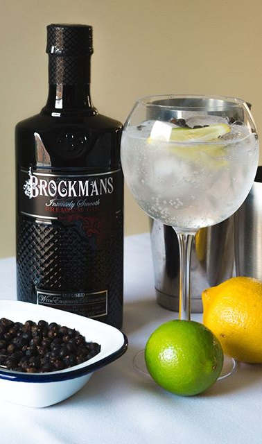 Keep your friends close and your gin clo