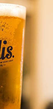We serve drinks for all tastes at Dill &