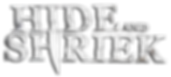 Hide and Shriek Southend Essex Logo