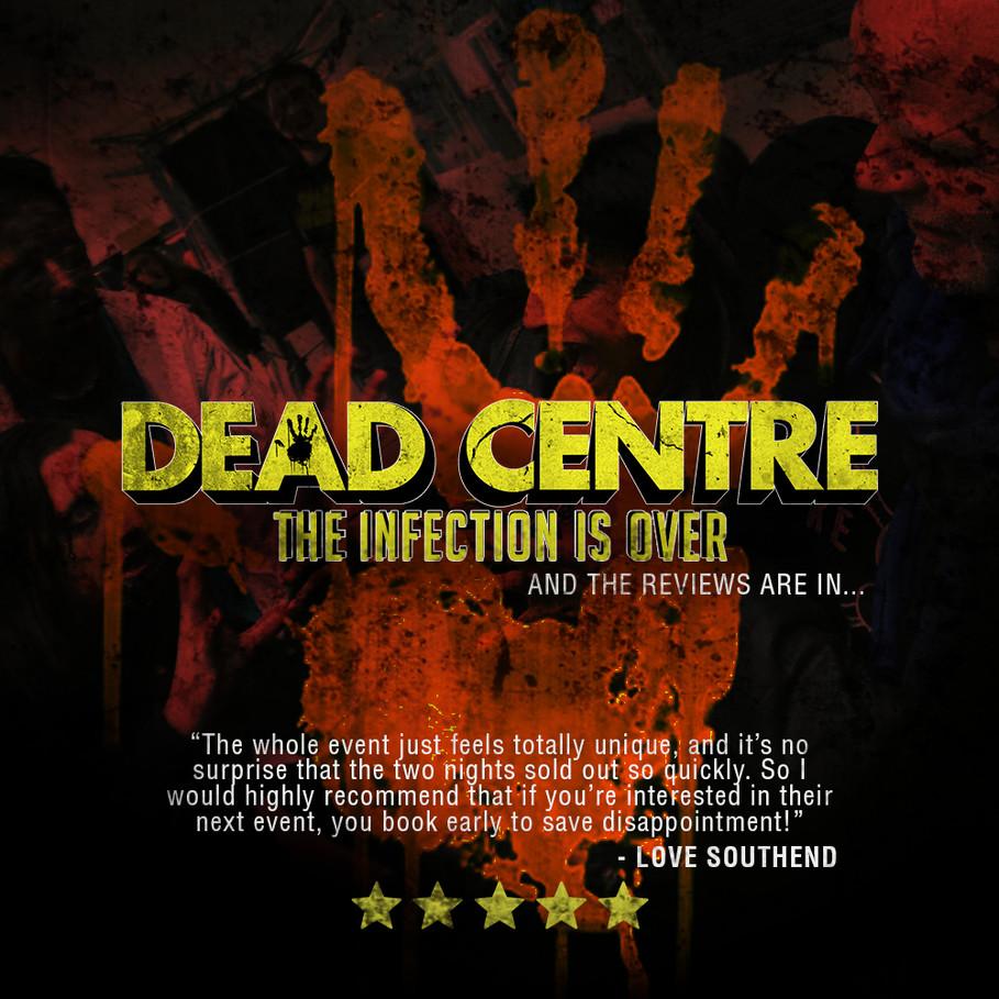 Dead Centre Zombie Survival Experience!