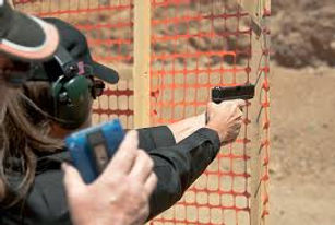 security firearms training