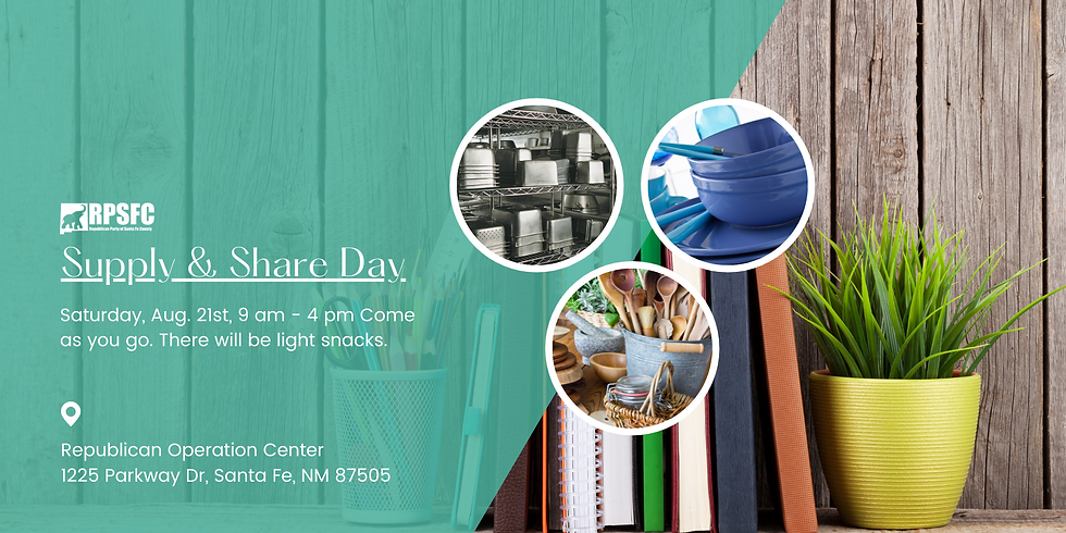 Supply & Share Day
