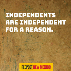 0708 Independents are independent for a reason.